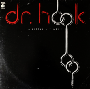 Dr. Hook - A Little Bit More (LP) (VG+/G+)